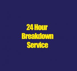 24 Hr Truck Breakdown Sydney