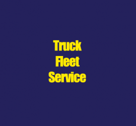 Fleet Truck Repairs